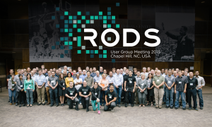 More than 90 participants from eight countries attended the iRODS User Group Meeting.